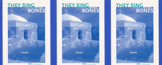 Cover art for They Sing to Her Bones by Joy Man