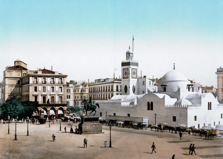 The Great Mosque of Algiers