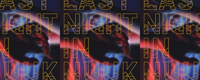 Book cover for Last Night in Nuuk