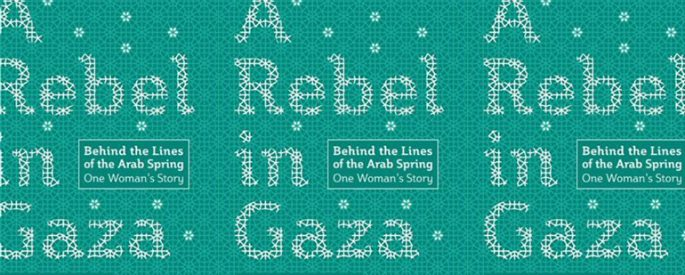 Book cover for A Rebel in Gaza