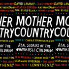 The cover of the book Mother Country side by side by side.