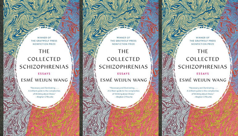 The cover of The Collected Schizophranies.