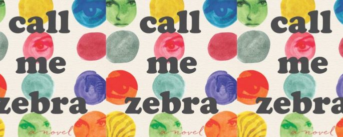 Call Me Zebra book cover