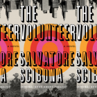 The cover of The Volunteer side by side.