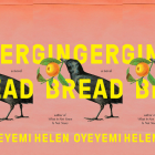 The cover of Gingerbread side by side.