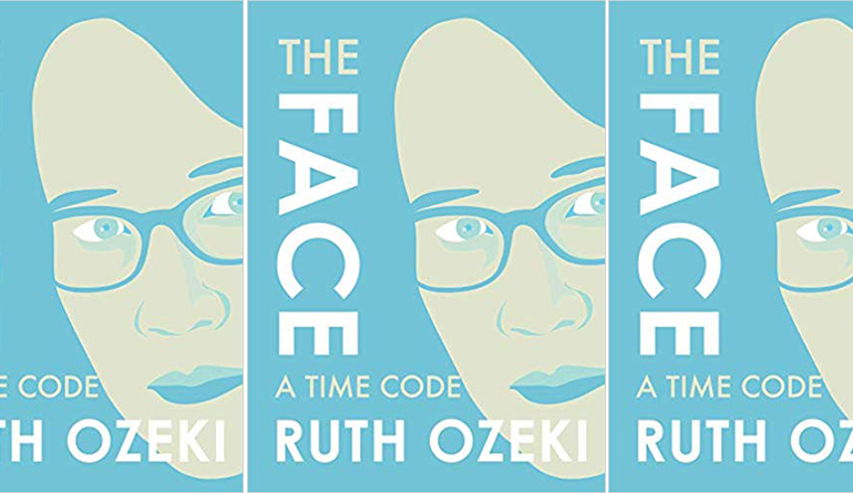 Cover of The Face- A Time Code