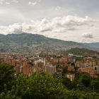 a photograph of Medellin