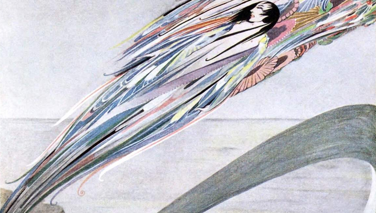 """""""A Thousand Storms"""" by Harry Clarke"""