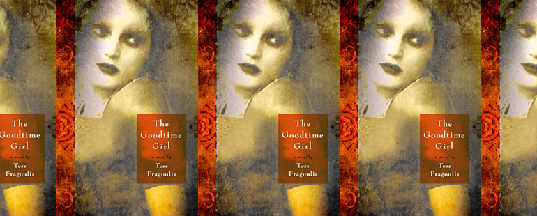 the book cover for The Goodtime Girl