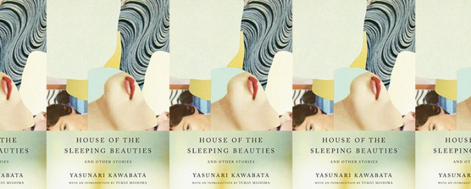 book cover for House of the Sleeping Beauties by Kawabata Yasunari