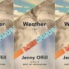 side by side series of Offill's Weather