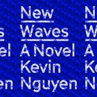the book cover for New Waves
