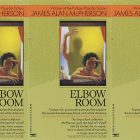 side by side series of the cover of Elbow Room