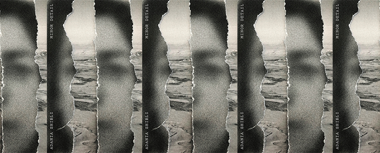 side by side series of the cover of Minor Detail