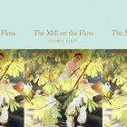 side by side series of the cover of The Mill on the Floss