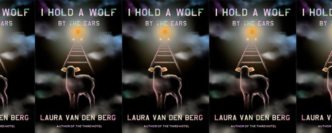 side by side series of the cover of I Hold a Wolf by the Ears