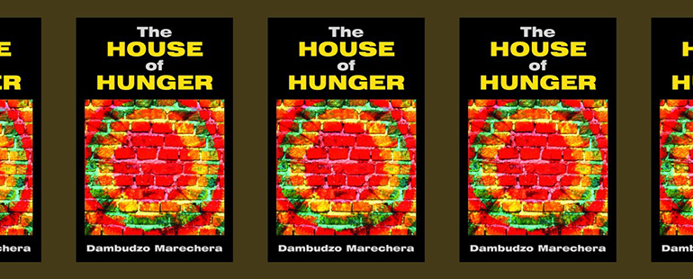 book cover for The House of Hunger