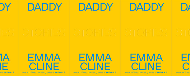 side by side series of the cover of Daddy by Emma Cline