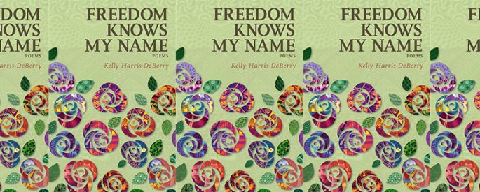 side by side series of the cover of Freedom Knows My Name