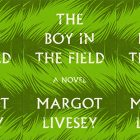 side by side series of the cover of Livesey's The Boy in the Field