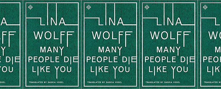 side by side series of the cover of Many People Die Like You