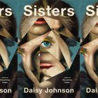 side by side series of the cover of Daisy Johnson's Sisters