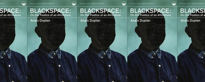 side by side series of the cover of Blackspace