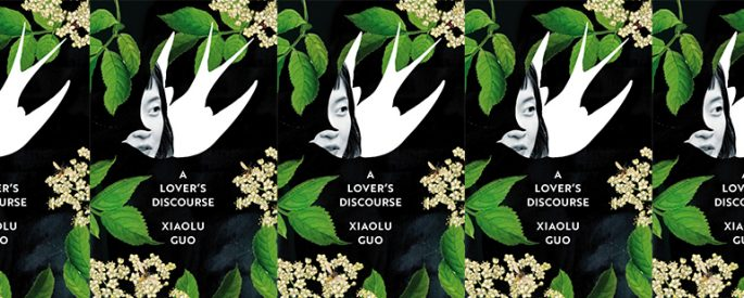 side by side series of the cover of A Lover's Discourse