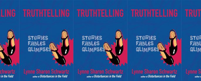 side by side series of the cover of Schwartz's Truthtelling