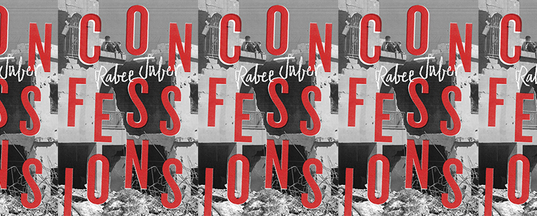 side by side series of the cover of Confessions