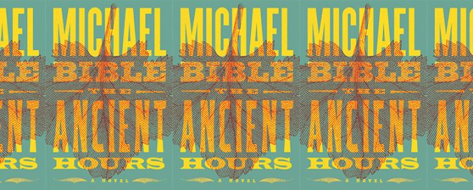 side by side series of the cover of Bible's The Ancient Hours