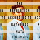 side by side series of the cover of The Revolution According to Raymundo Mara