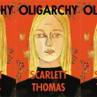 side by side series of the cover of Oligarchy