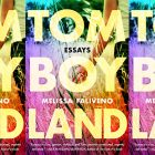 side by side series of the cover of Tomboyland