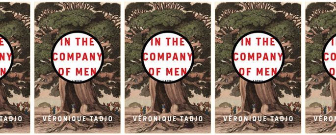 side by side series of the cover of In the Company of Men