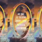 side by side series of the cover of Lockwood's No One Is Talking About This