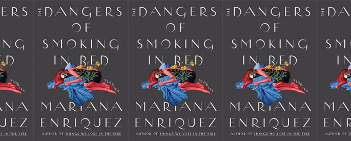 side by side series of the cover of the danger of smoking in bed