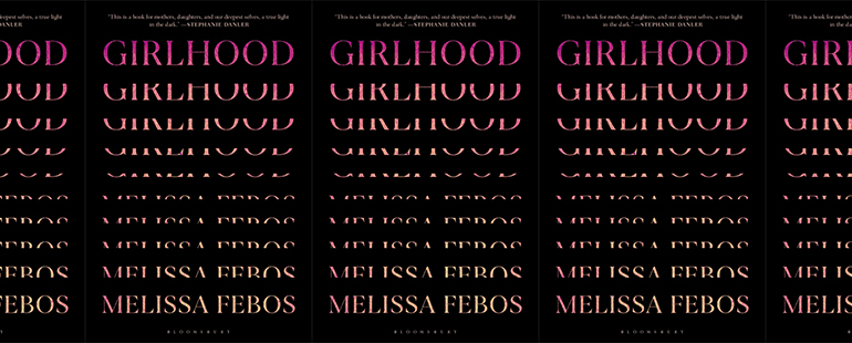 side by side series of the cover of Girlhood