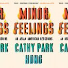 side by side series of the cover of minor Feelings