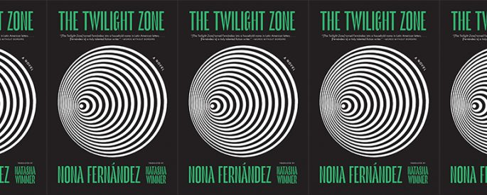 side by side series of the cover of Fernandez's The Twilight Zone