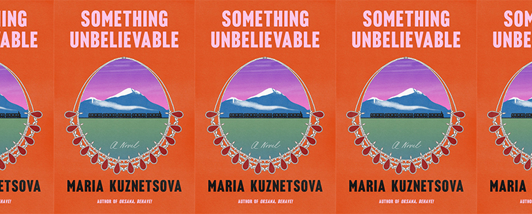 side by side series of the cover of Something UNbelievable