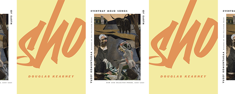 side by side series of the covers of Sho and Everyday Mojo Songs of Earth