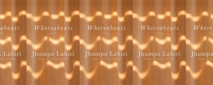 side by side series of the cover of Whereabouts