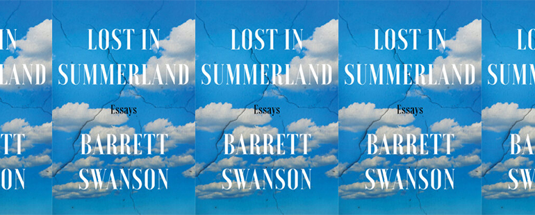 side by side series of the cover of Lost in Summerland
