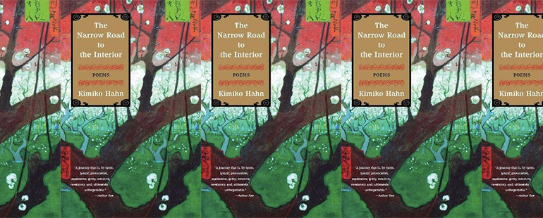 Narrow Road to the Interior cover in a side by side series