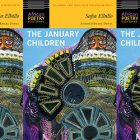 the cover of The January Children in a side by side series