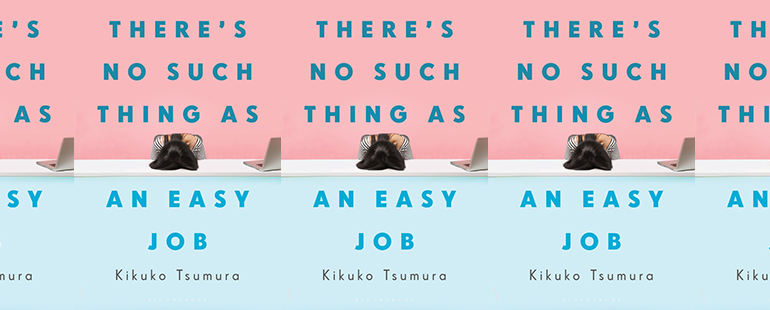book cover for There is No Such Thing as an Easy Job