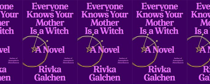 side by side series of the cover of Everyone Knows Your Mother Is a Witch