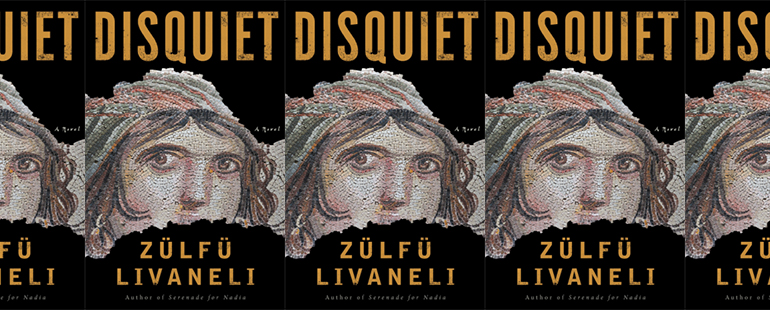 cover of Disquiet in a side by side series