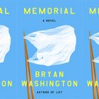 side by side series of the cover of Memorial